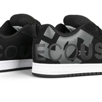DC Shoes Court Graffik SE – Black / Grey / Black