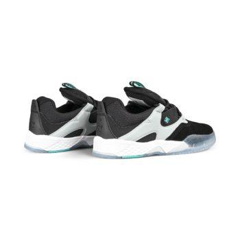 DC Shoes Kalis SE – Black / Grey / Green