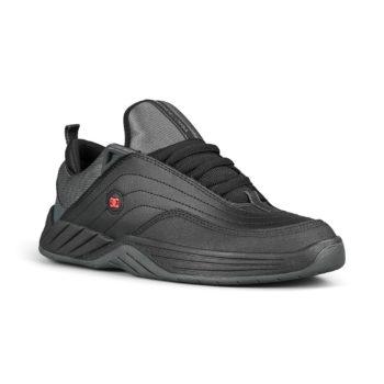 DC Shoes Williams Slim – Black / Dark Grey / Athletic Red