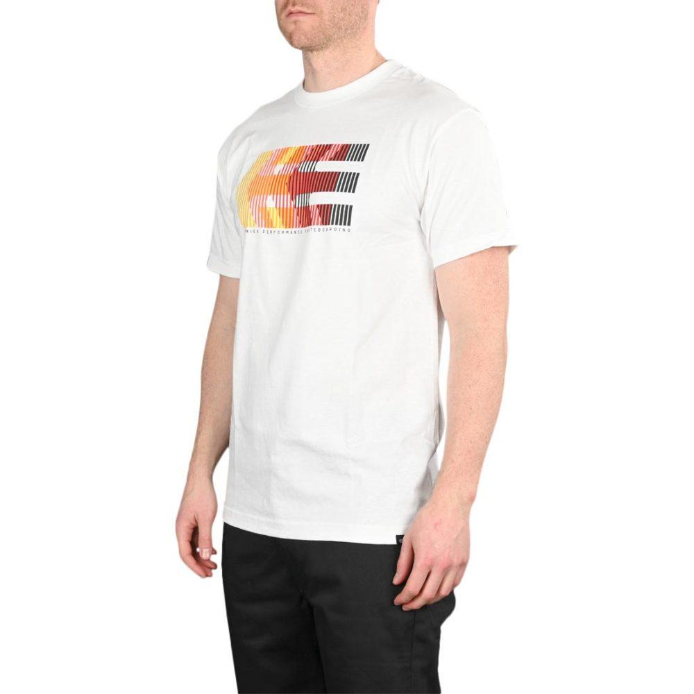 Etnies After Burn S/S T-Shirt – White