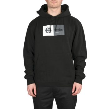 Etnies Eblock Pullover Hoodie – Black