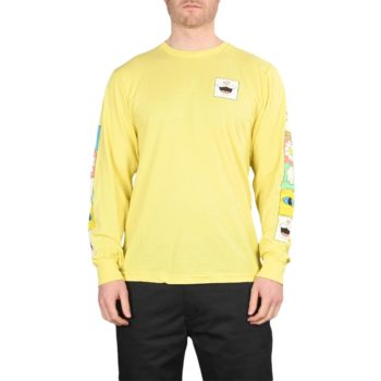 RIPNDIP Lick Me L/S T-Shirt - Banana