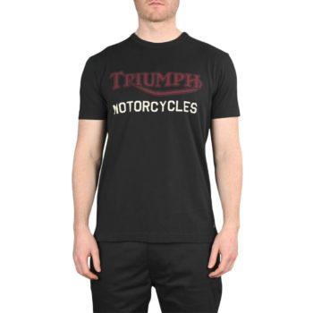 Triumph Suspension S/S T-Shirt – Black