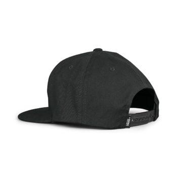 Vans Classic Patch Snapback Hat – Black / Black