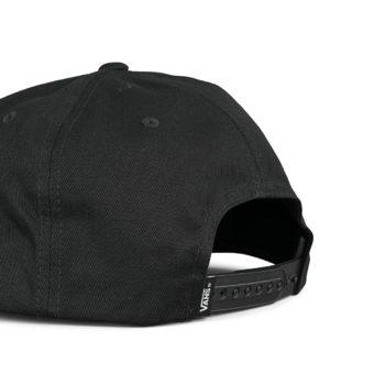Vans Patch Snapback Hat – Black