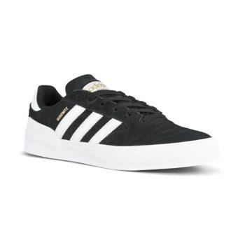 Adidas Busenitz Vulc II Shoes - Core Black / Cloud White / Gum