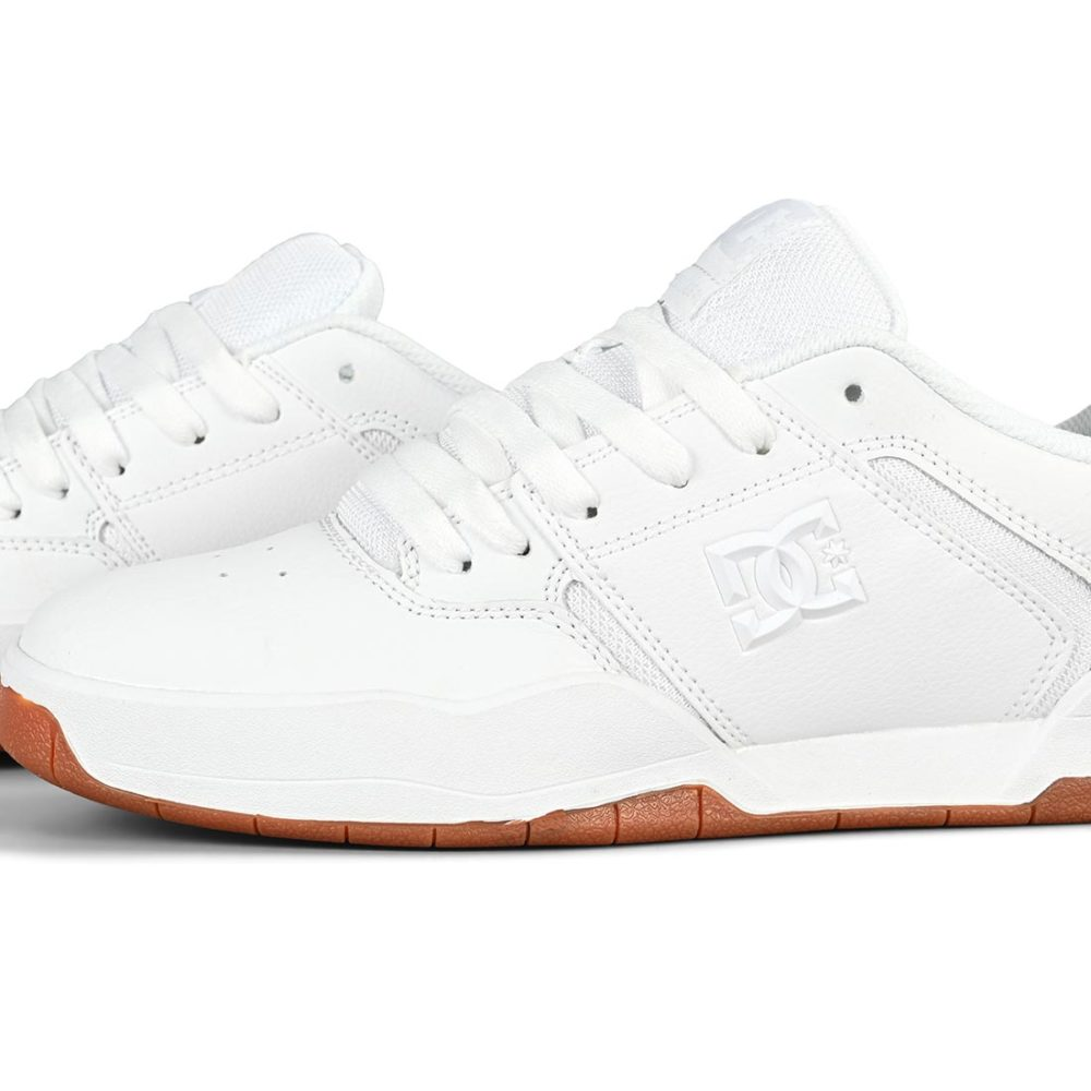 DC Shoes Central - White