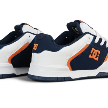 DC Shoes Central - White / Navy