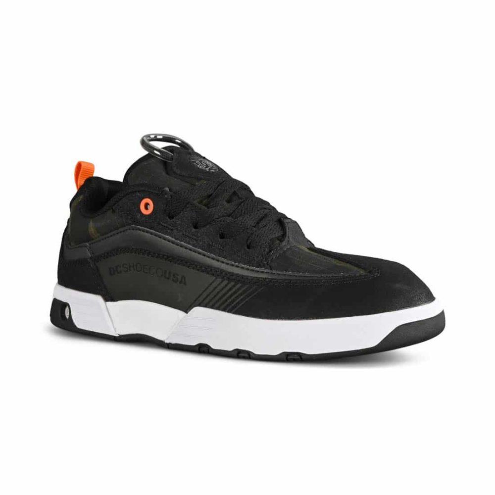 DC Shoes Legacy 98 Slim SE - Black / Black / Orange