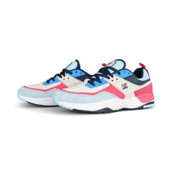 DC Shoes E Tribeka SE - Blue / White / Blue