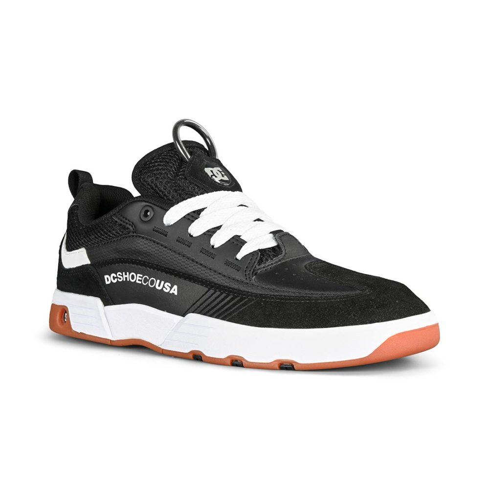 DC Shoes Legacy 98 Slim - Black / White