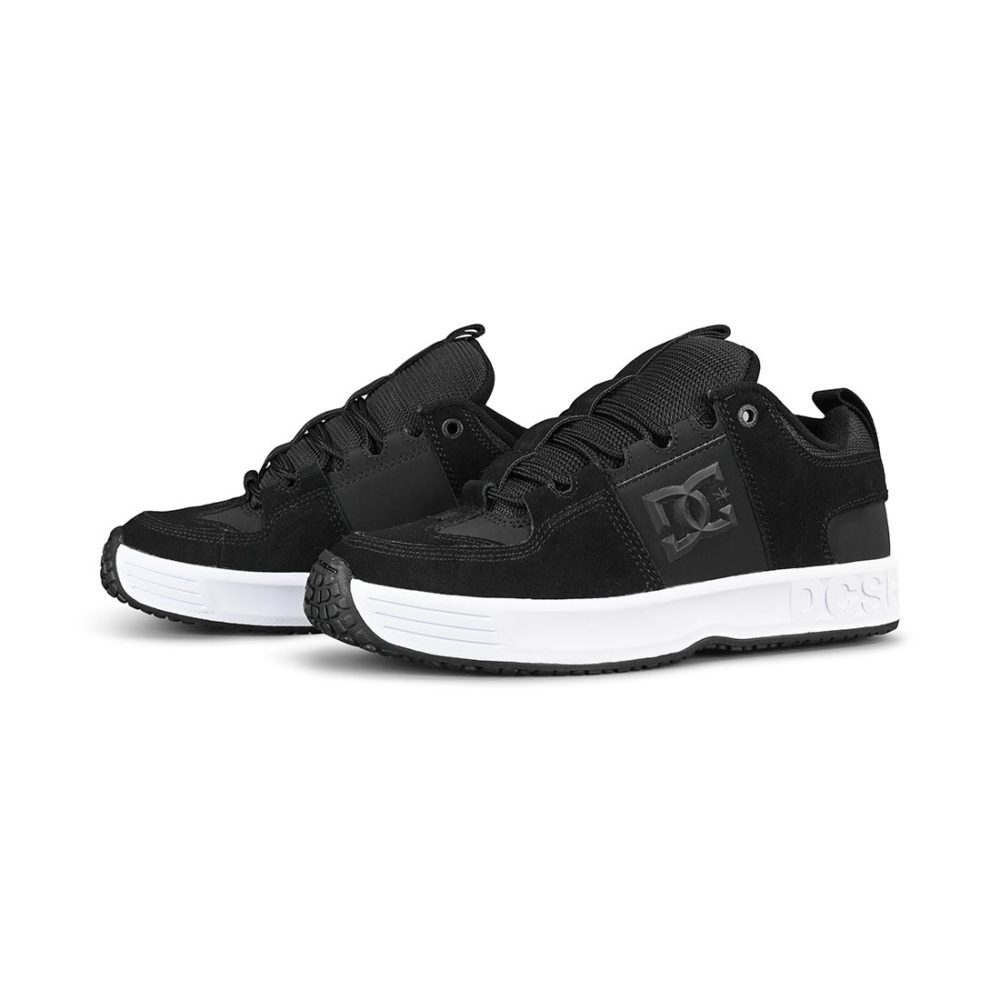 DC Shoes Lynx OG - Black / White