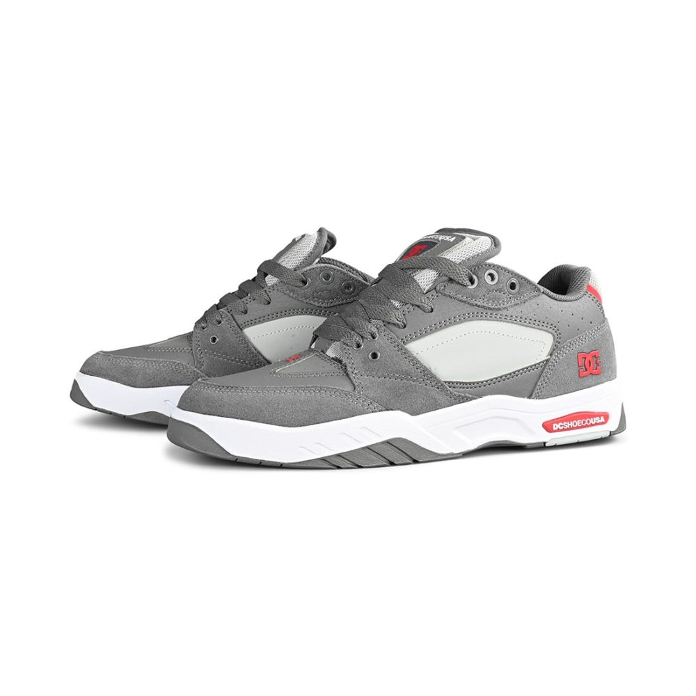 DC Shoes Maswell - Light Grey / Dark Grey