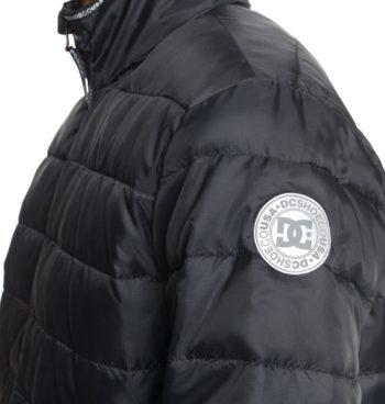 DC Shoes Tintern Puffer Jacket - Black
