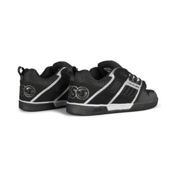 DVS Comanche 2.0+ Shoes - Black / Grey Nubuck