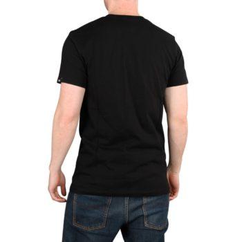 Deus Ex Machina Frontal Matchless S/S T-Shirt – Black