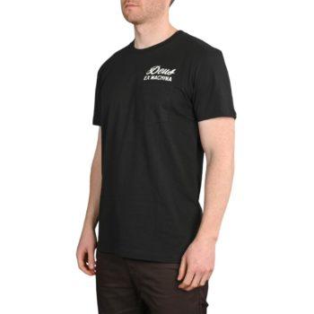 Deus Ex Machina Tokyo Address S/S T-Shirt – Black