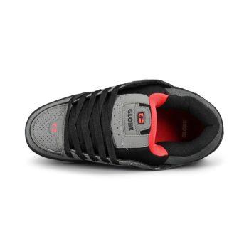 Globe Fusion Shoes – Charcoal / Black / Lava