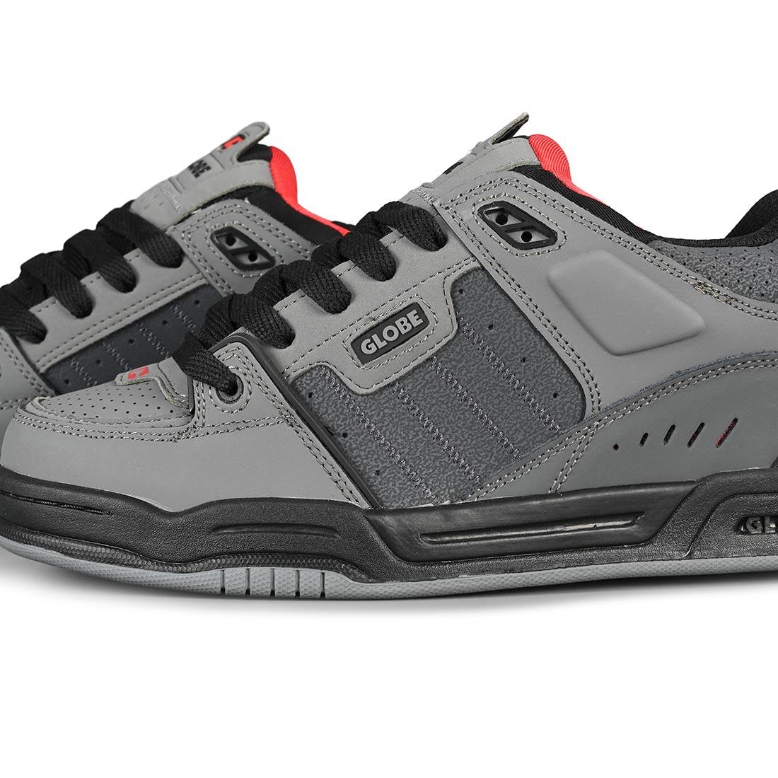 Globe Fusion Shoes - Charcoal / Black