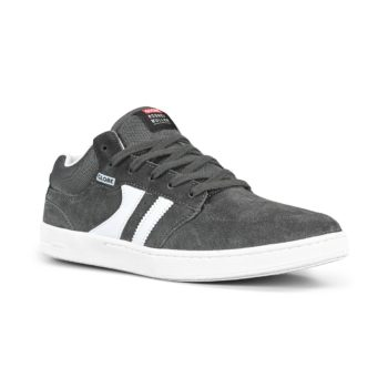 Globe Octave Mid RM Shoes – Metal / White