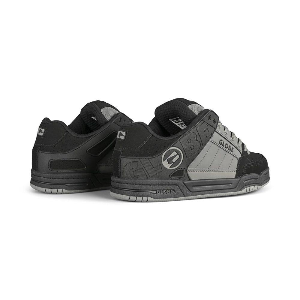 Globe Tilt Shoes - Black / Charcoal Split