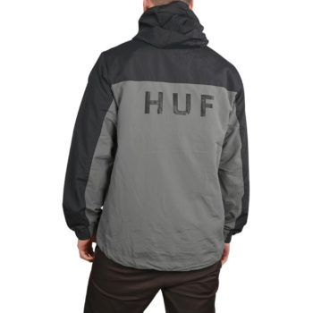 HUF Standard Shell 3 Jacket – Black