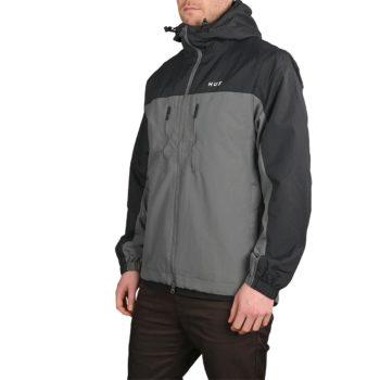HUF Standard Shell 3 Jacket – Black