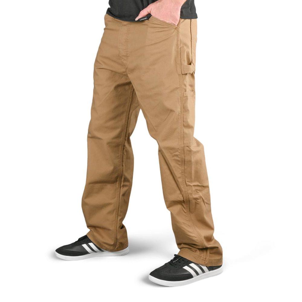 Levi's Skateboarding Carpenter SE Pants - Ermine Canvas
