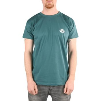 Magenta Classic Plant S/S T-Shirt - Teal