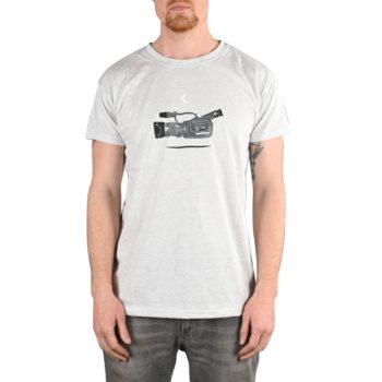 Magenta VX S/S T-Shirt - Ash