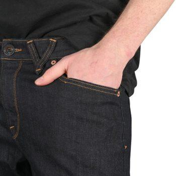 Volcom Kinkade Denim Jeans – Rinse