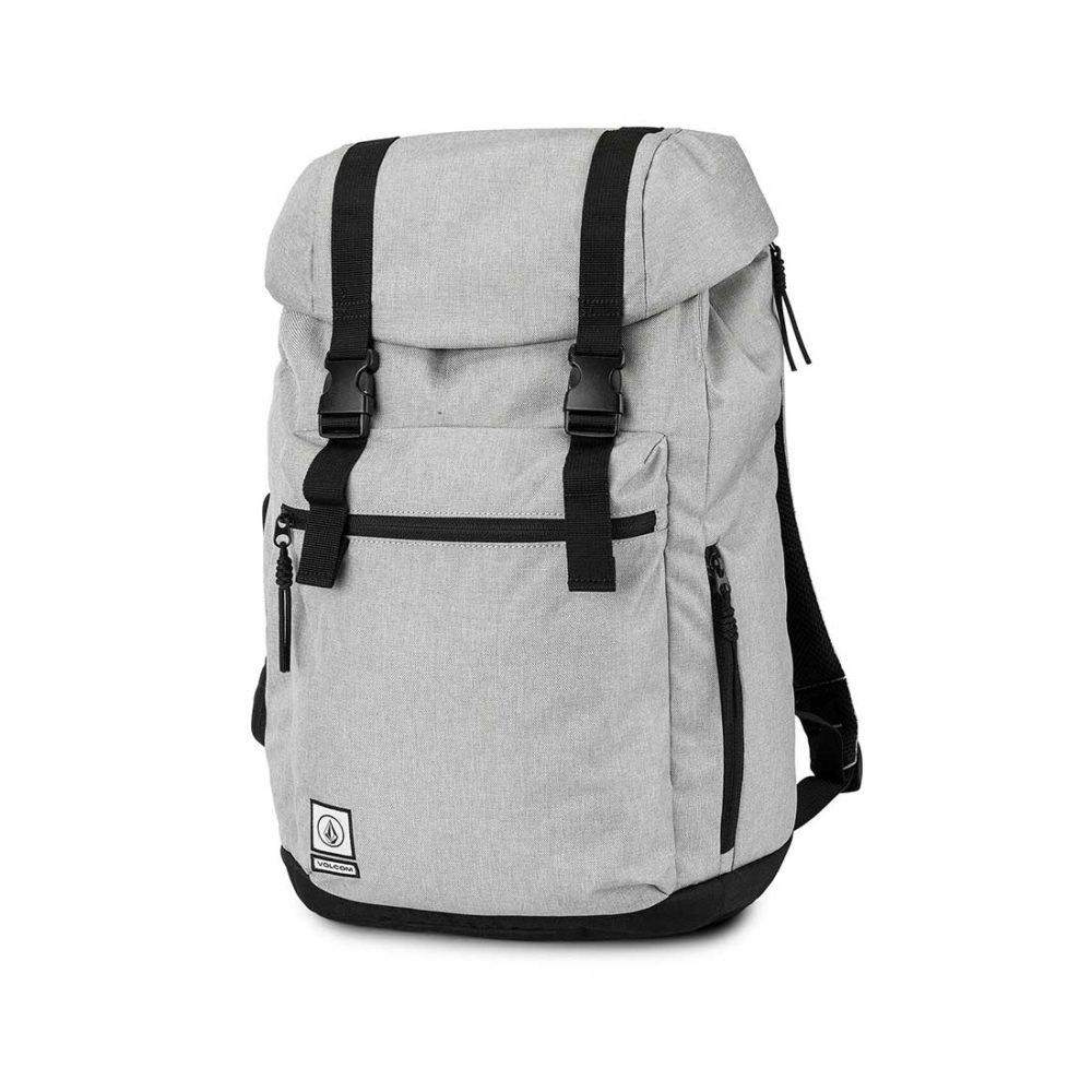 Volcom Ruckfold 27L Backpack – Grey Vintage