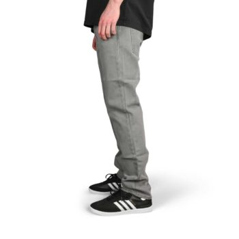 Volcom Solver Denim Jeans - Daze Grey