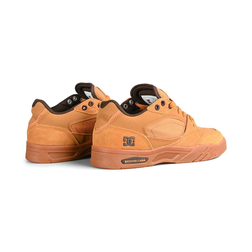 DC Shoes Maswell - Wheat / Dk Chocolate