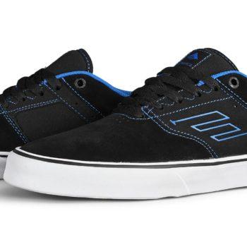 Emerica The Low Vulc Shoes - Black / Blue