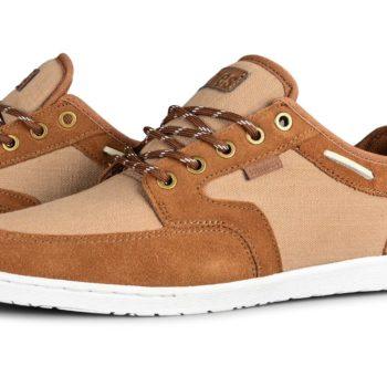 Etnies Dory Shoes - Brown / Tan / White