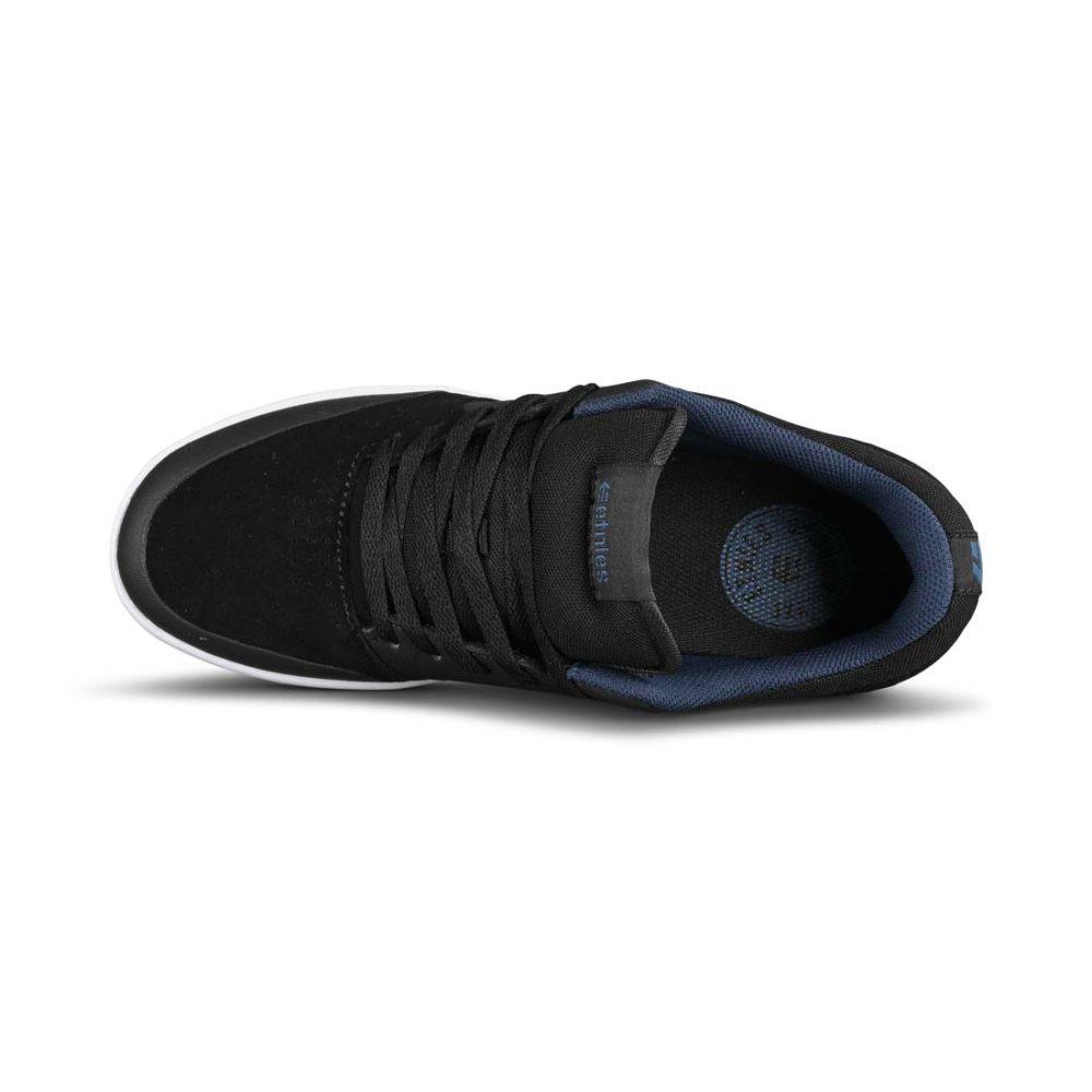 Etnies Marana Skate Shoes - Black / Blue
