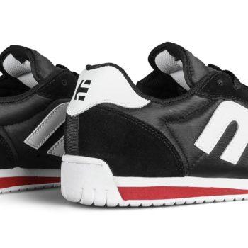 Etnies Lo-Cut II CB Skate Shoes - Black / Red / White