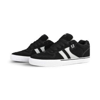 Globe Encore 2 Skate Shoes - Black / Light Grey