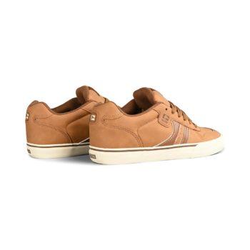 Globe Encore 2 Skate Shoes - Sand Mock / Toffee