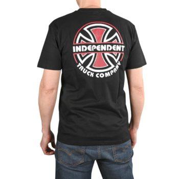 Independent ITC Bauhaus S/S T-Shirt - Black