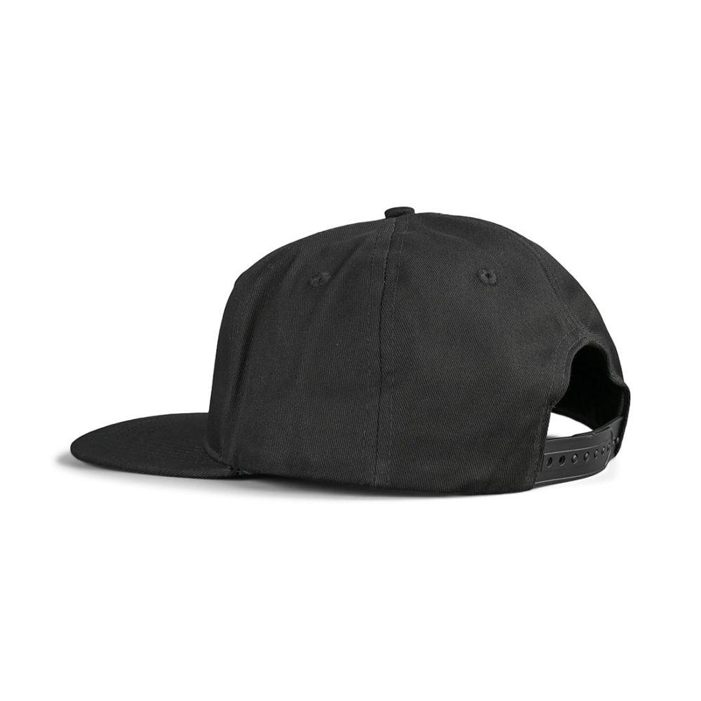 Independent ITC Bauhaus Snapback Cap - Black