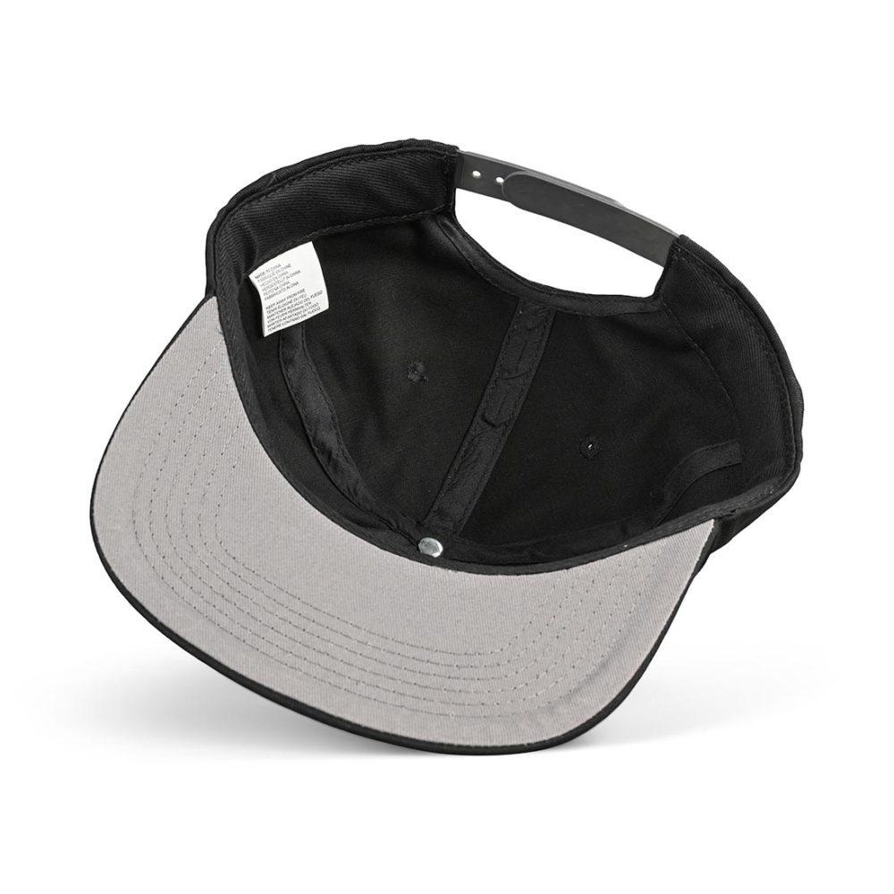 Santa Cruz Not A Dot Snapback Cap - White / Black