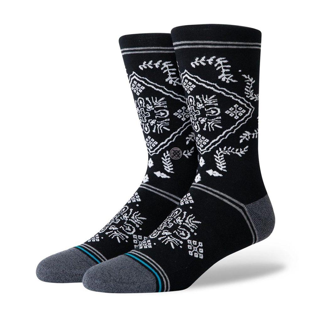 Stance Bandero Crew Socks - Black