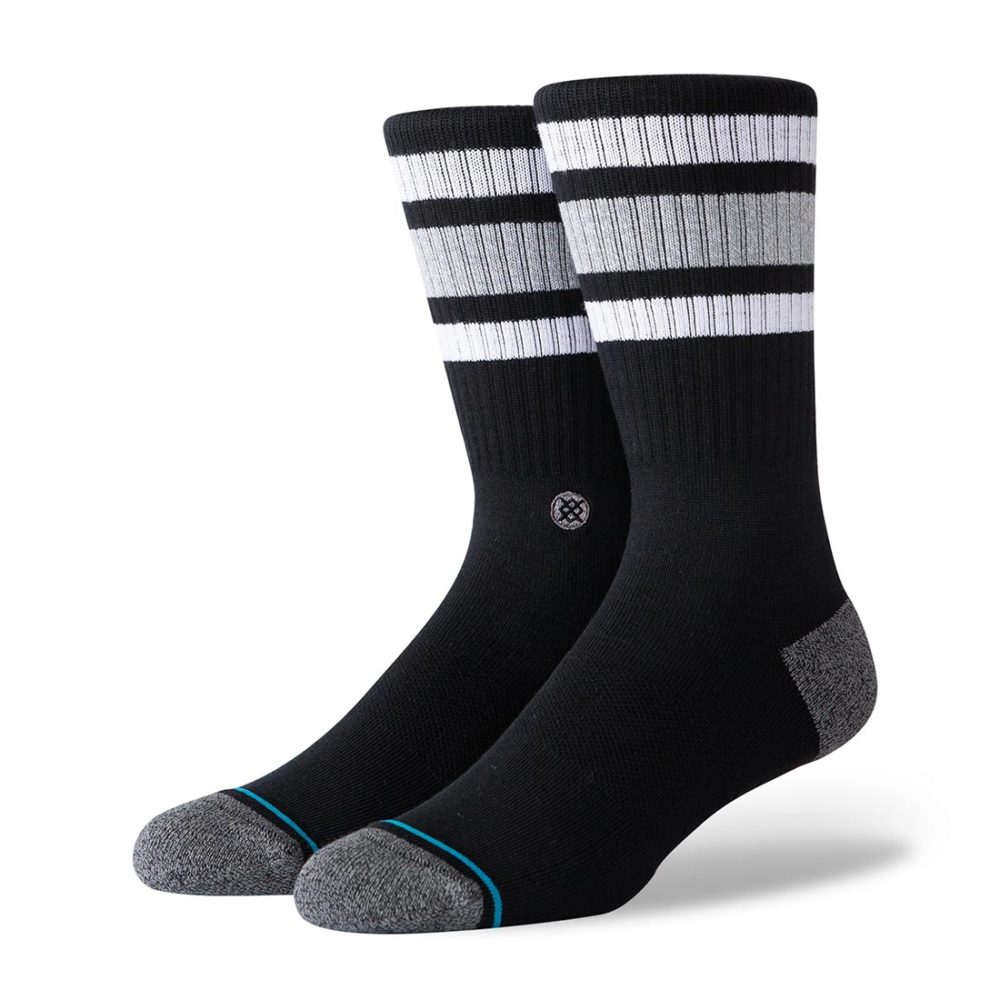 Stance Boyd Staple Crew Socks - Black