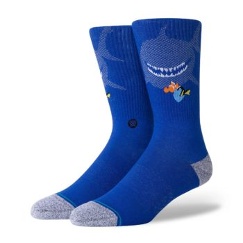 Stance Finding Nemo Crew Socks - Blue