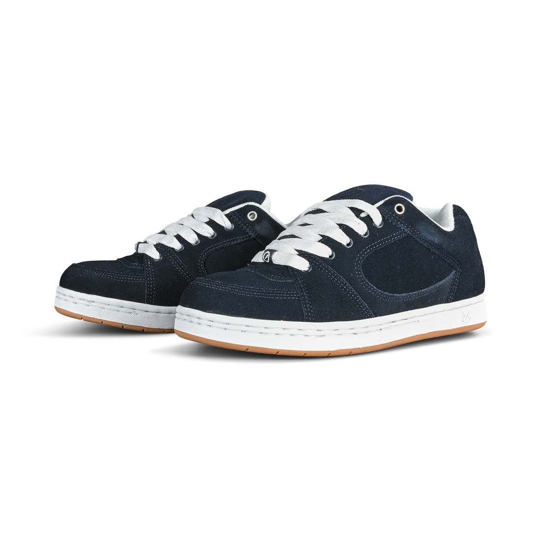 eS Accel OG Skate Shoes - Navy / White