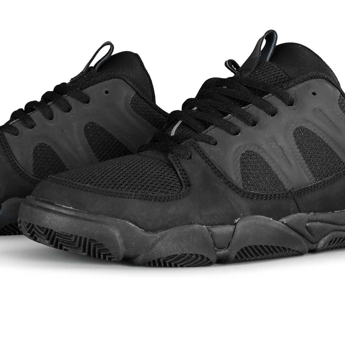 eS Silo Skate Shoes - Black / Black