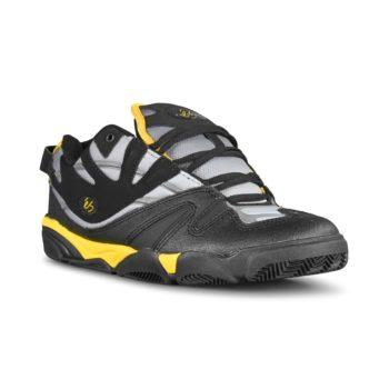 eS Sparta Shoes – Black / Yellow