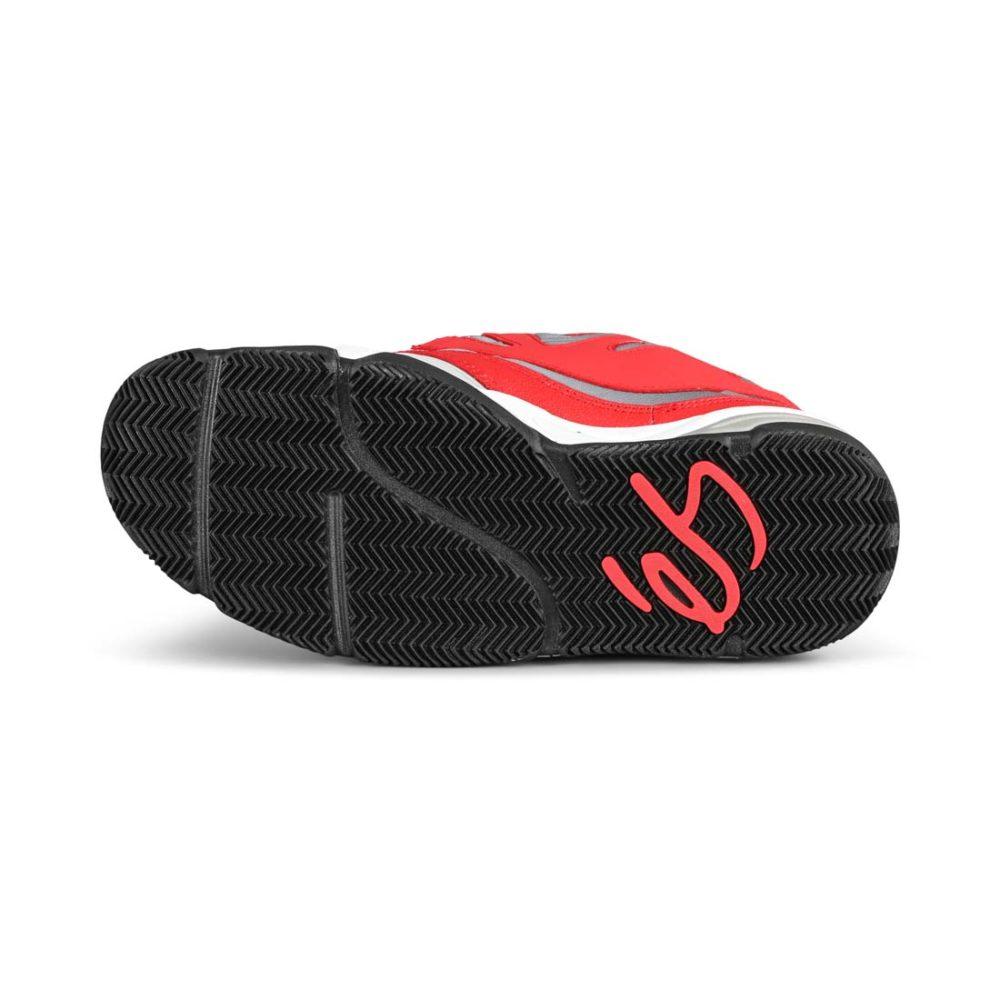 eS Sparta Shoes - Red / Grey /Black